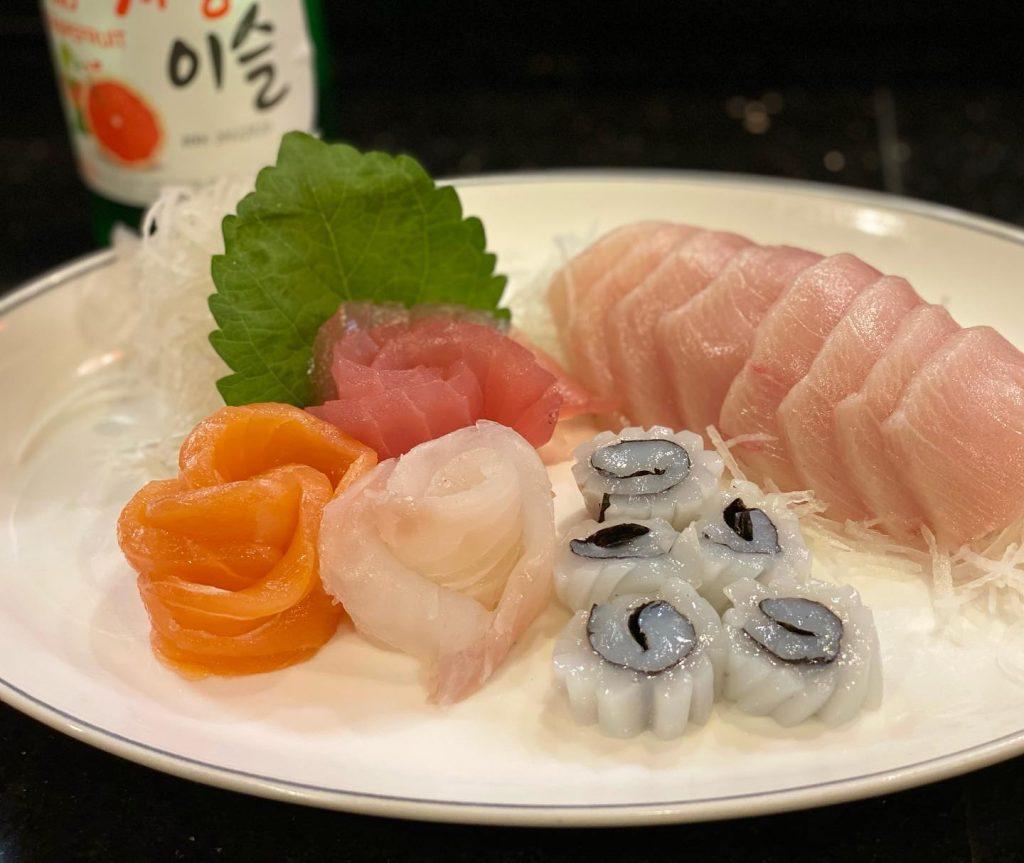 Sushi in Las Vegas