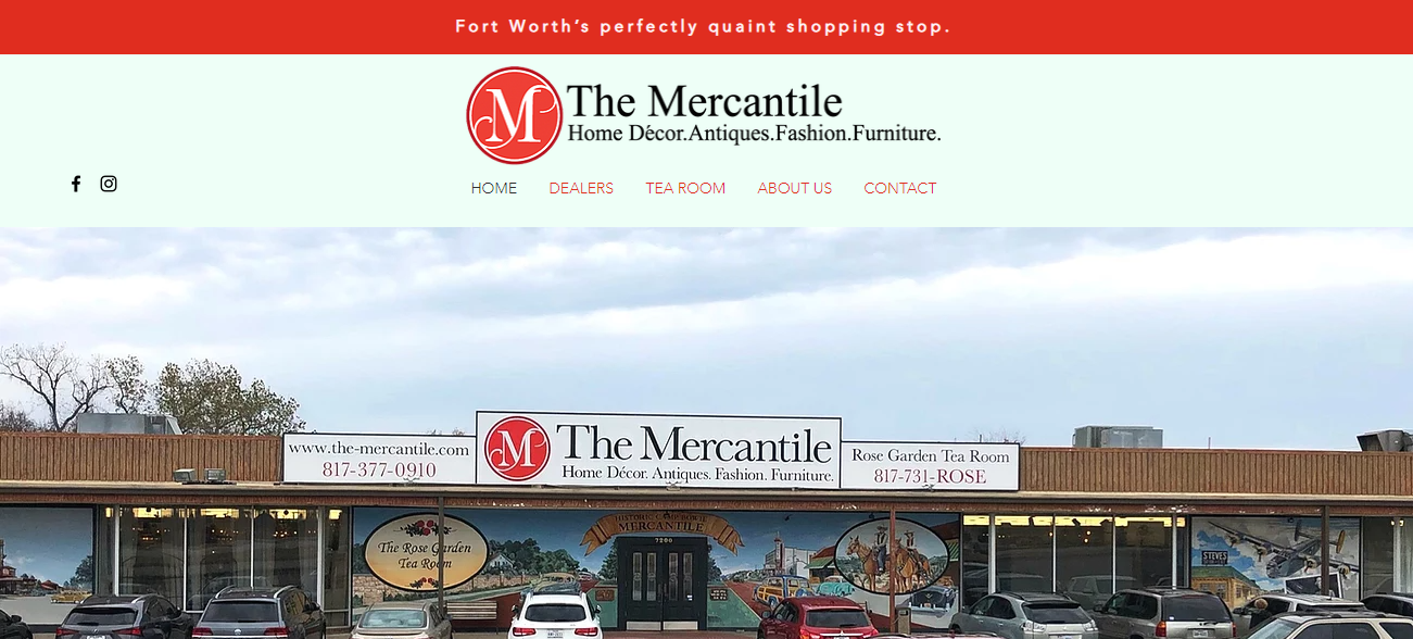 The Mercantile in Fort Worth, TX