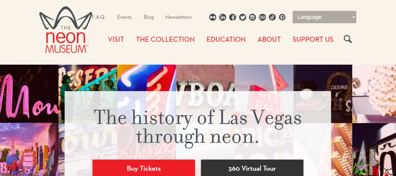 List of places to visit in Las Vegas
