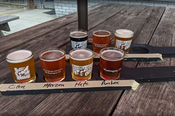 One of the best Craft Breweries in Washington