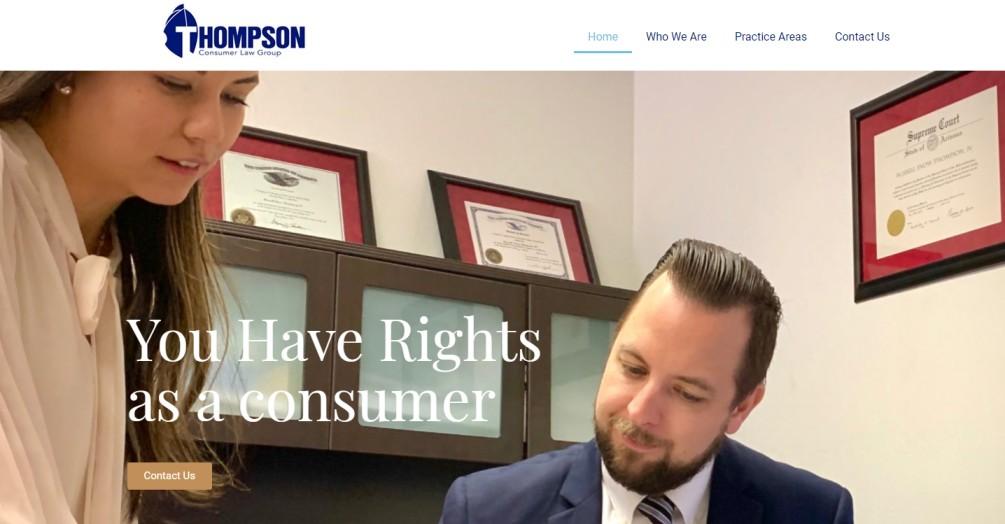 Thompson Consumer Law Group
