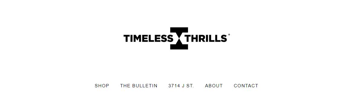 Timeless Thrills®
