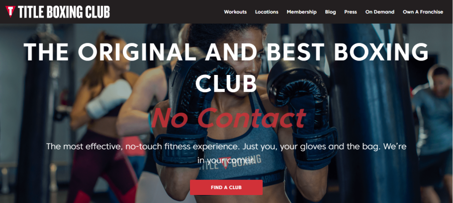 Title Boxing Club in Jacksonville, FL