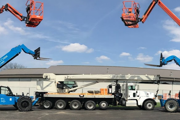 Heavy Machinery Dealers in Columbus