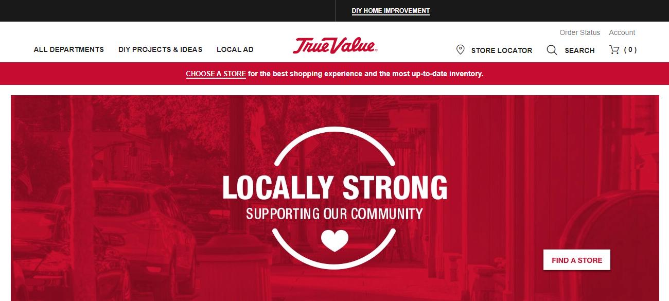 True Value Company in Austin, TX