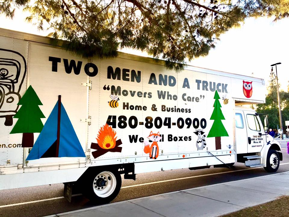 One of the best Removalists in Mesa