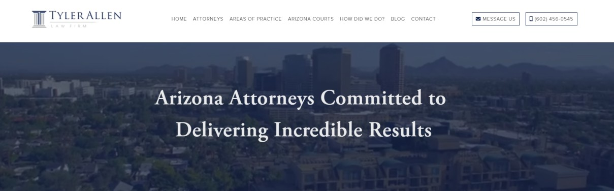 Tyler Allen Law Firm