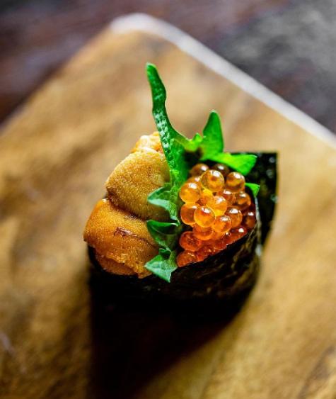 Sushi in Houston