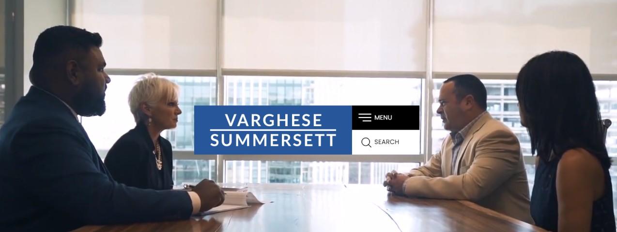 Varghese Summersett