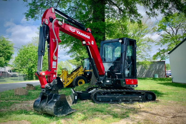 One of the best Construction Vehicle Dealers in Charlotte