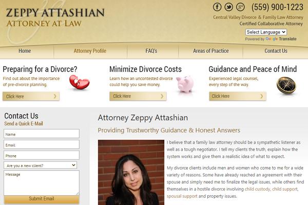 Family Attorneys in Fresno