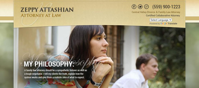 Zeppy Attashian Attorney at Law