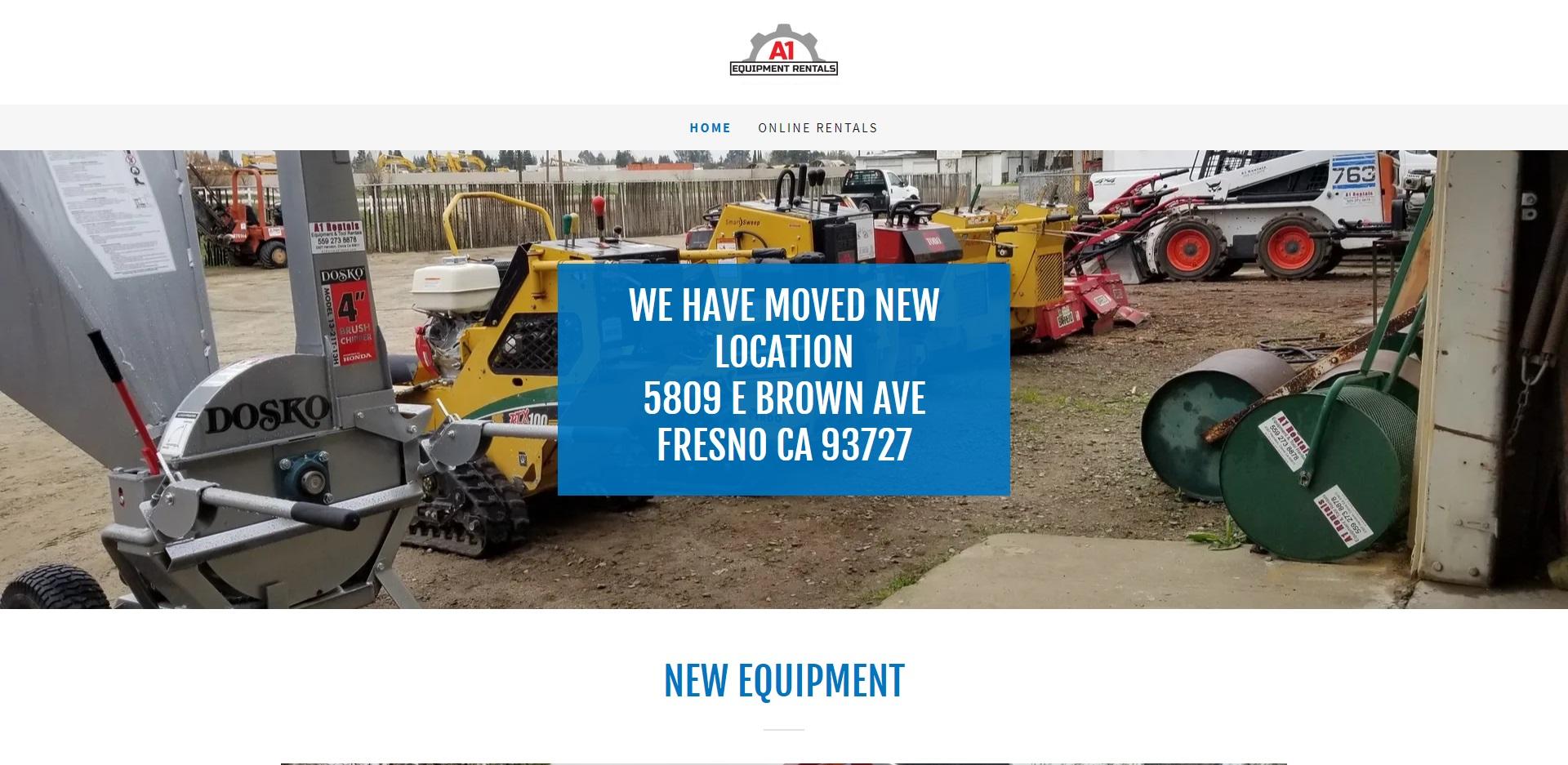 Fresno, CA Best Heavy Machinery Rentals