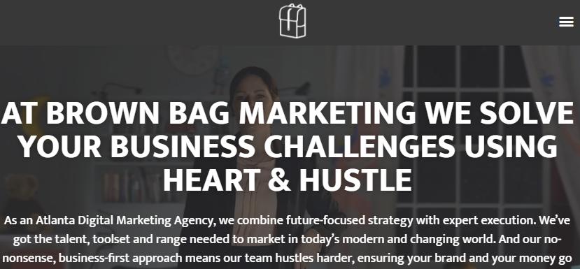 Brown Bag Marketing