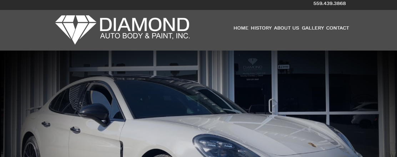 Diamond Auto Body and Paint, Inc.
