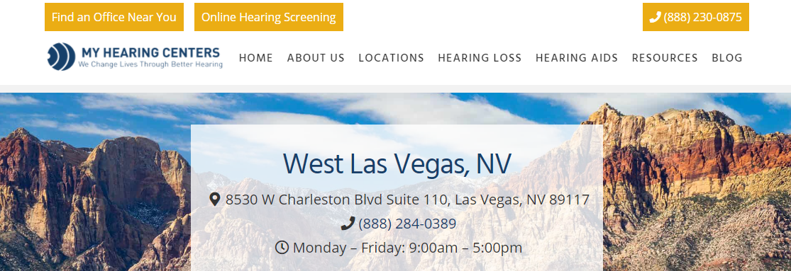 HearingLife Audiologists in Las Vegas, NV