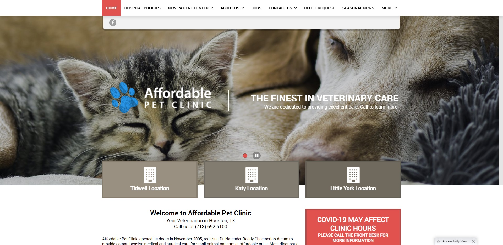 Best Pet Care Centers in Houston, TX