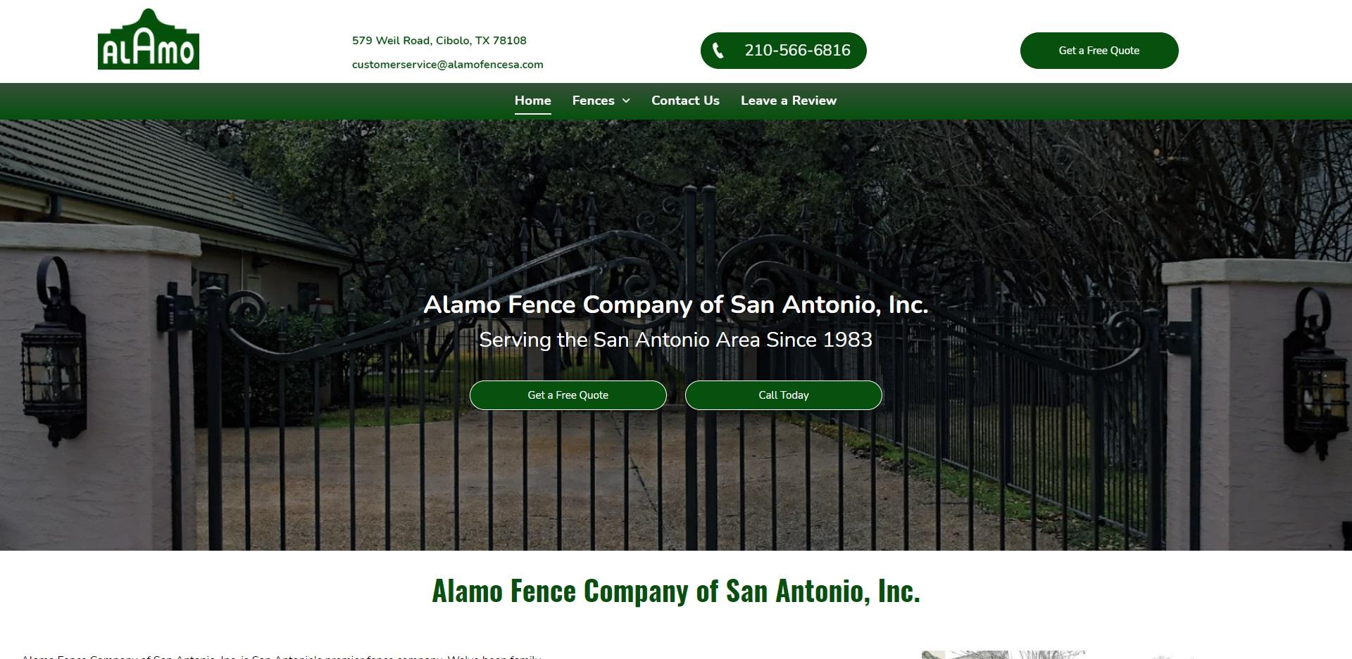 San Antonio, TX's Best Fencing Contractors