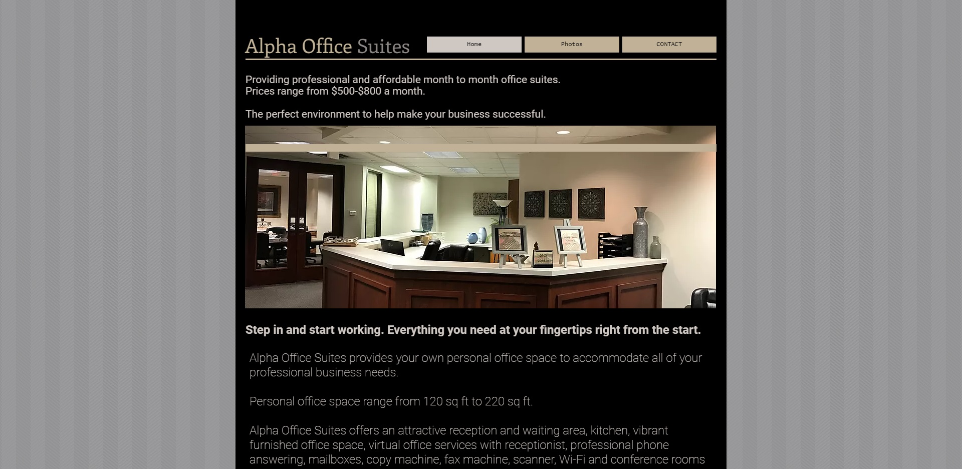 Indianapolis, IN Best Office Rental Space