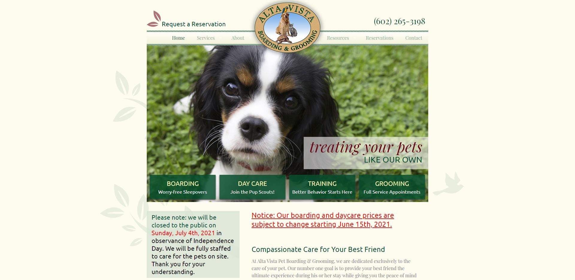 The Best Pet Care Centers in Phoenix, AZ