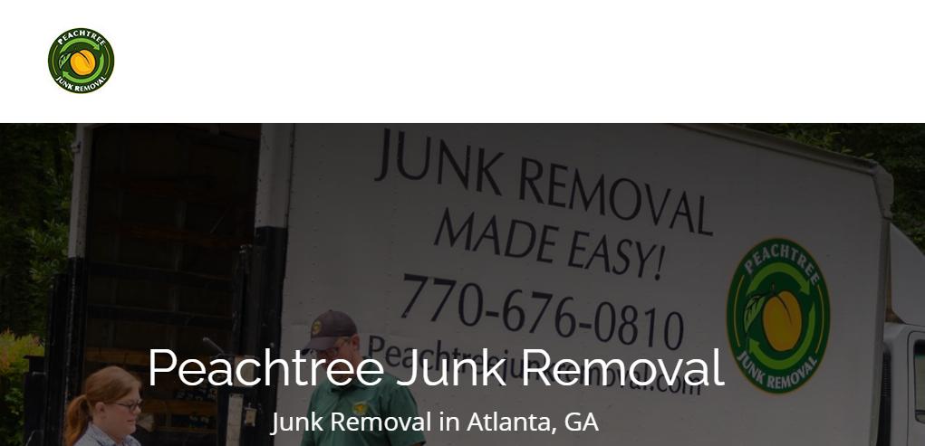 clean Best Rubbish Removal in Atlanta, GA