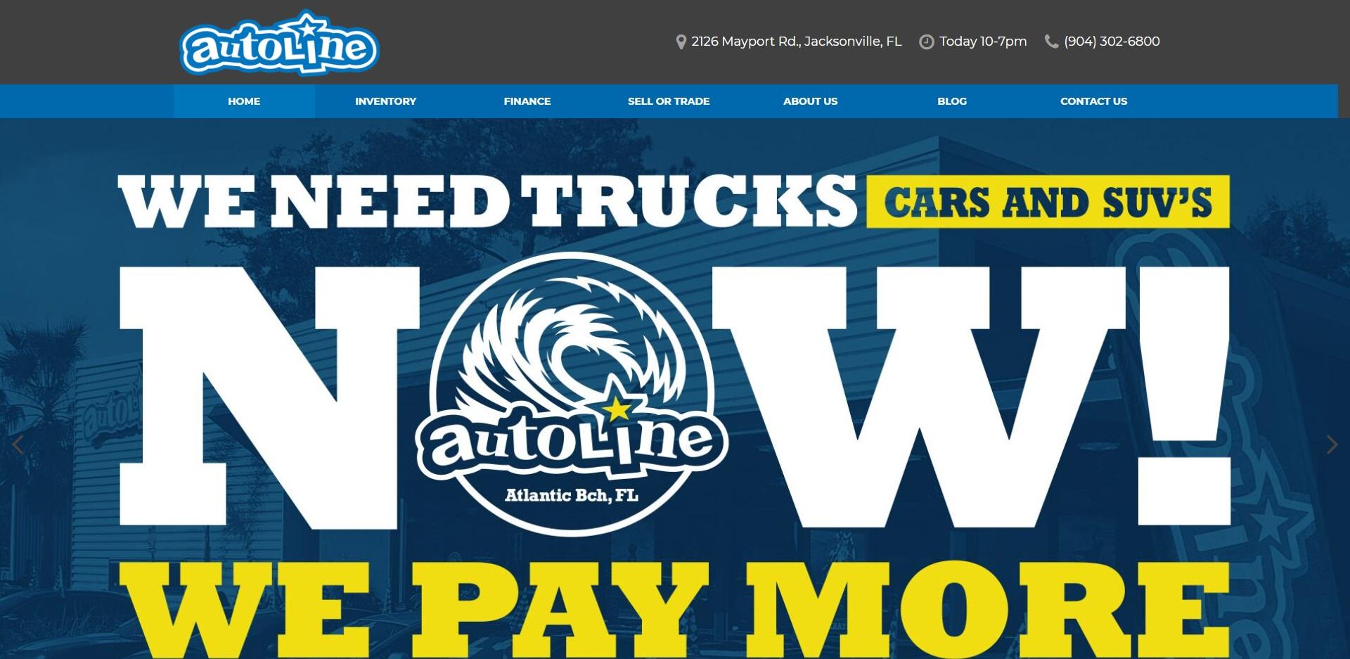 Jacksonville, FL Best Ford Dealers