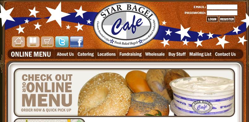 Star Bagel Bagel Shops in Nashville