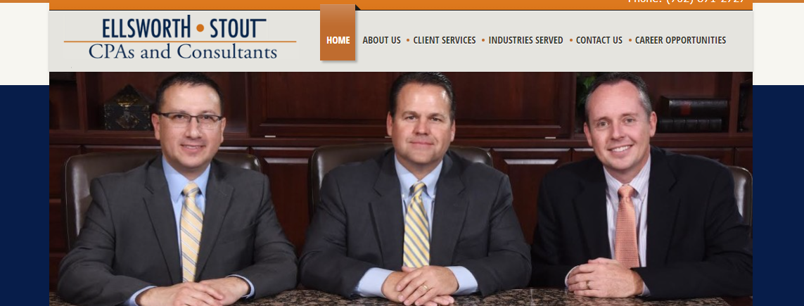 Ellsworth and Stout, CPAs Bookkeepers
