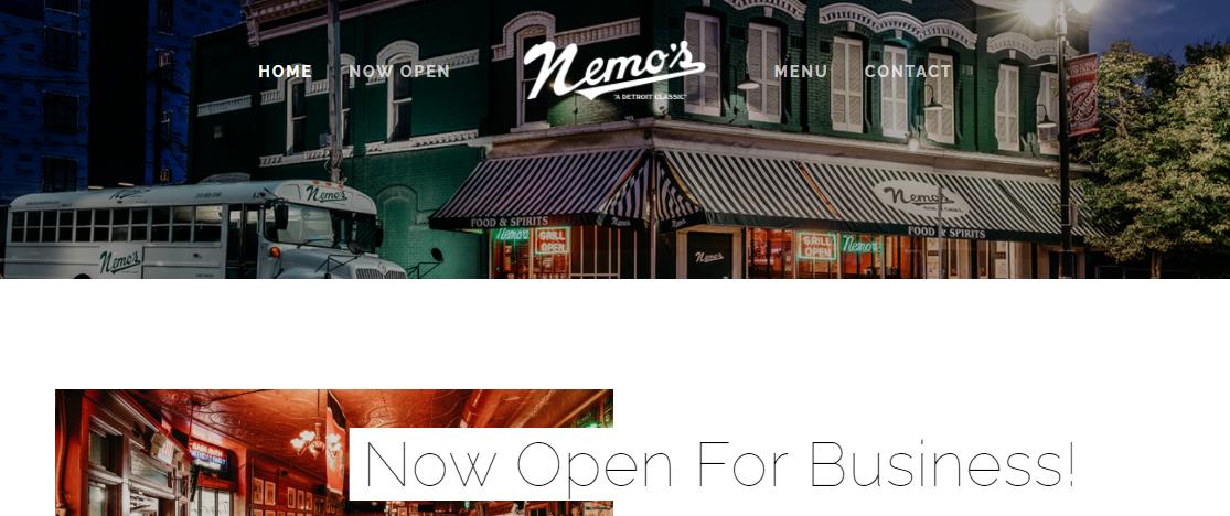 Nemo's Bar Detroit, MI