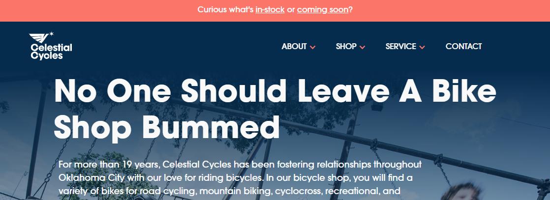 Celestial Cycles Bike Shops in Oklahoma City, OK