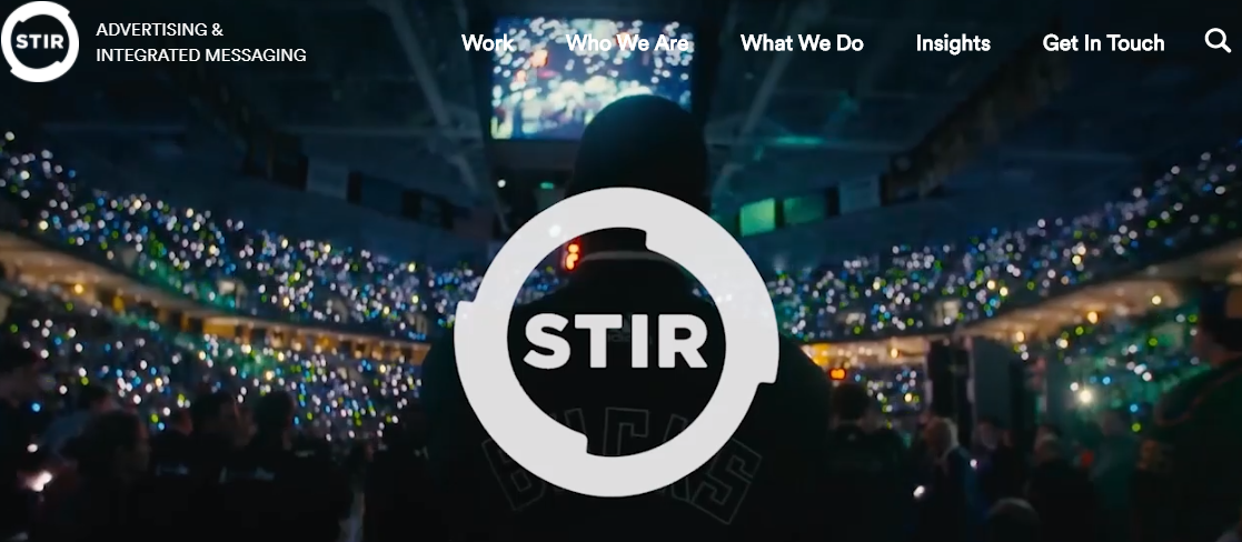 STIR Advertising and Integrated Messaging