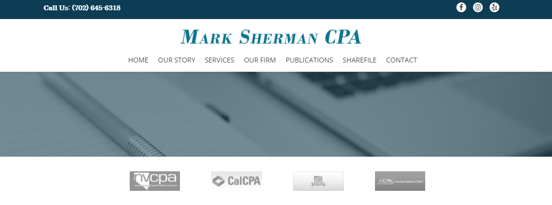 Mark Sherman CPA- Bookkeepers
