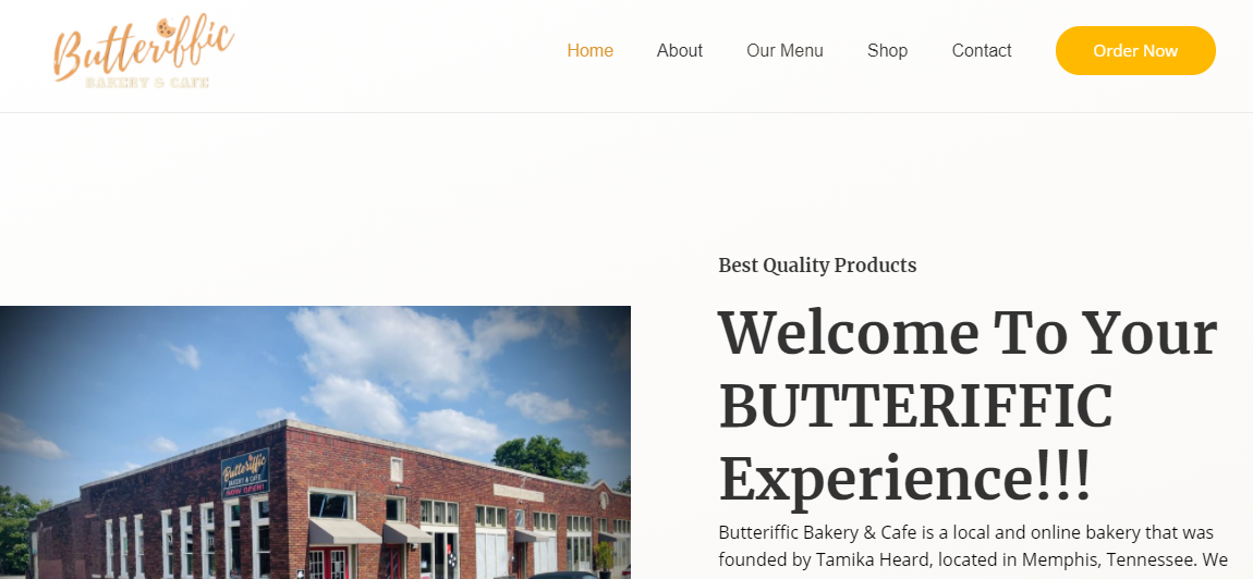 Butteriffic Bakery & Cafe