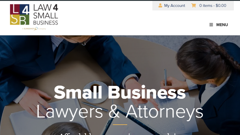 Law 4 Small Business