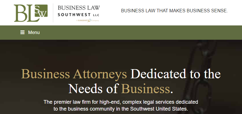 Business Law Southwest LLC