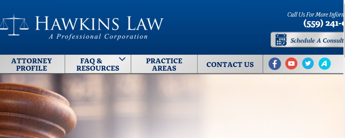 Erik Hawkins Child Custody Attorneys in Fresno, CA