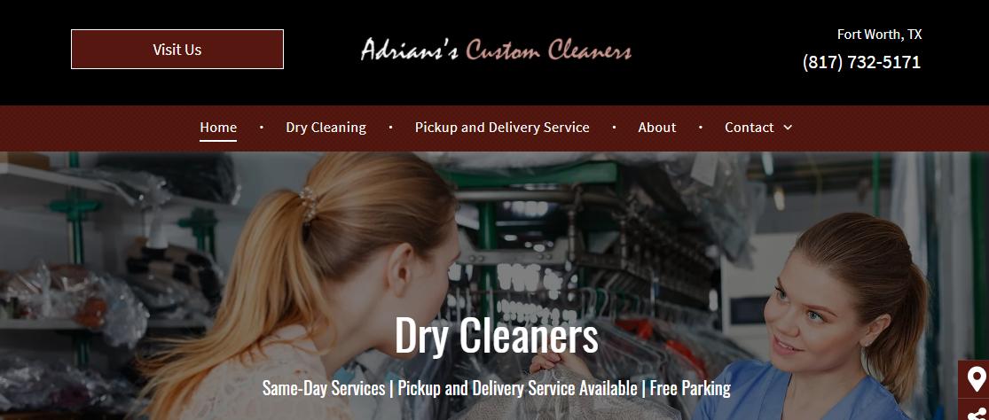 Adrian's Custom Cleaners
