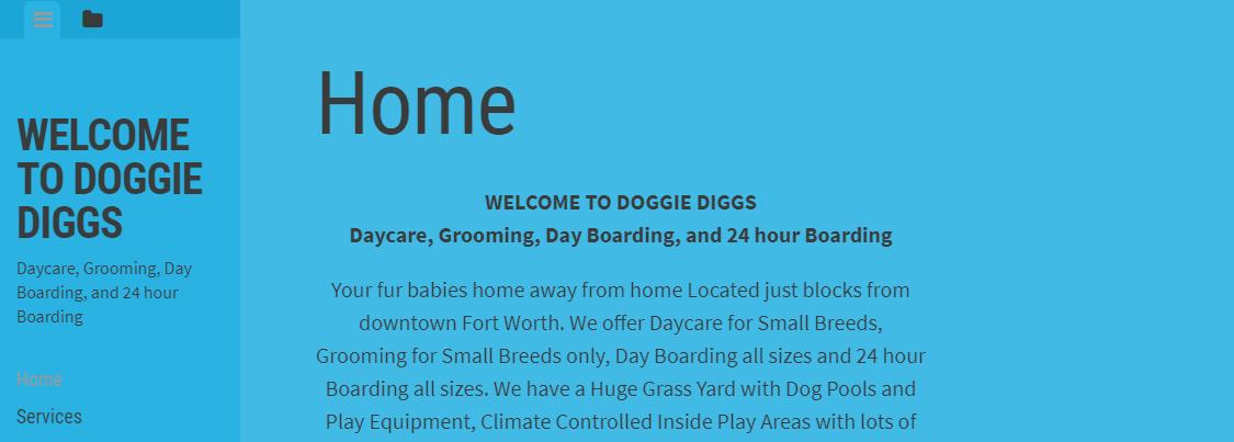 Doggie Diggs
