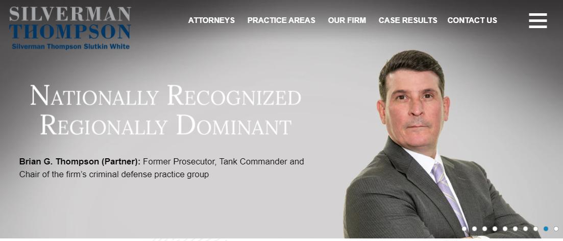 Silverman Thompson Slutkin White Criminal Attorneys in Baltimore, MD