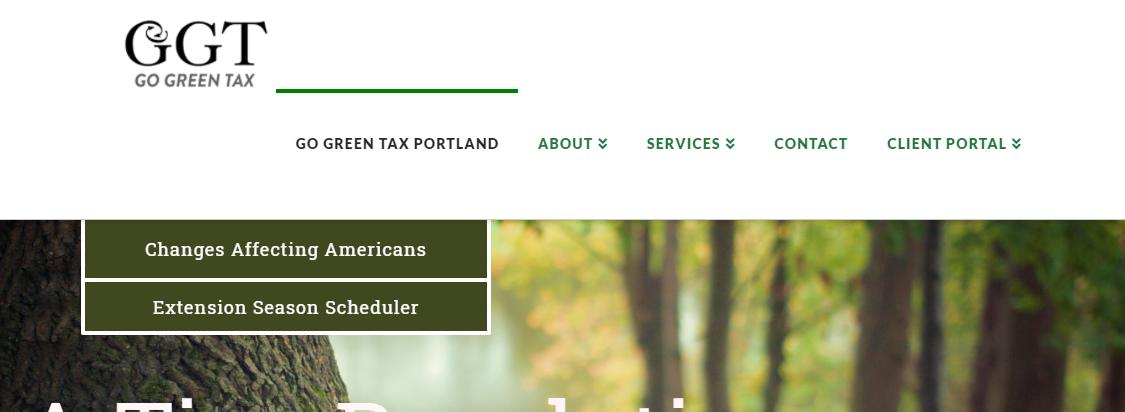 Go Green Tax CPAs in Portland, OR