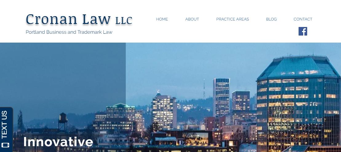 Cronan Law LLC