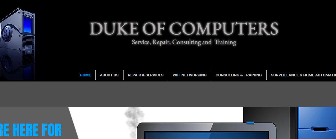 Duke of Computers
