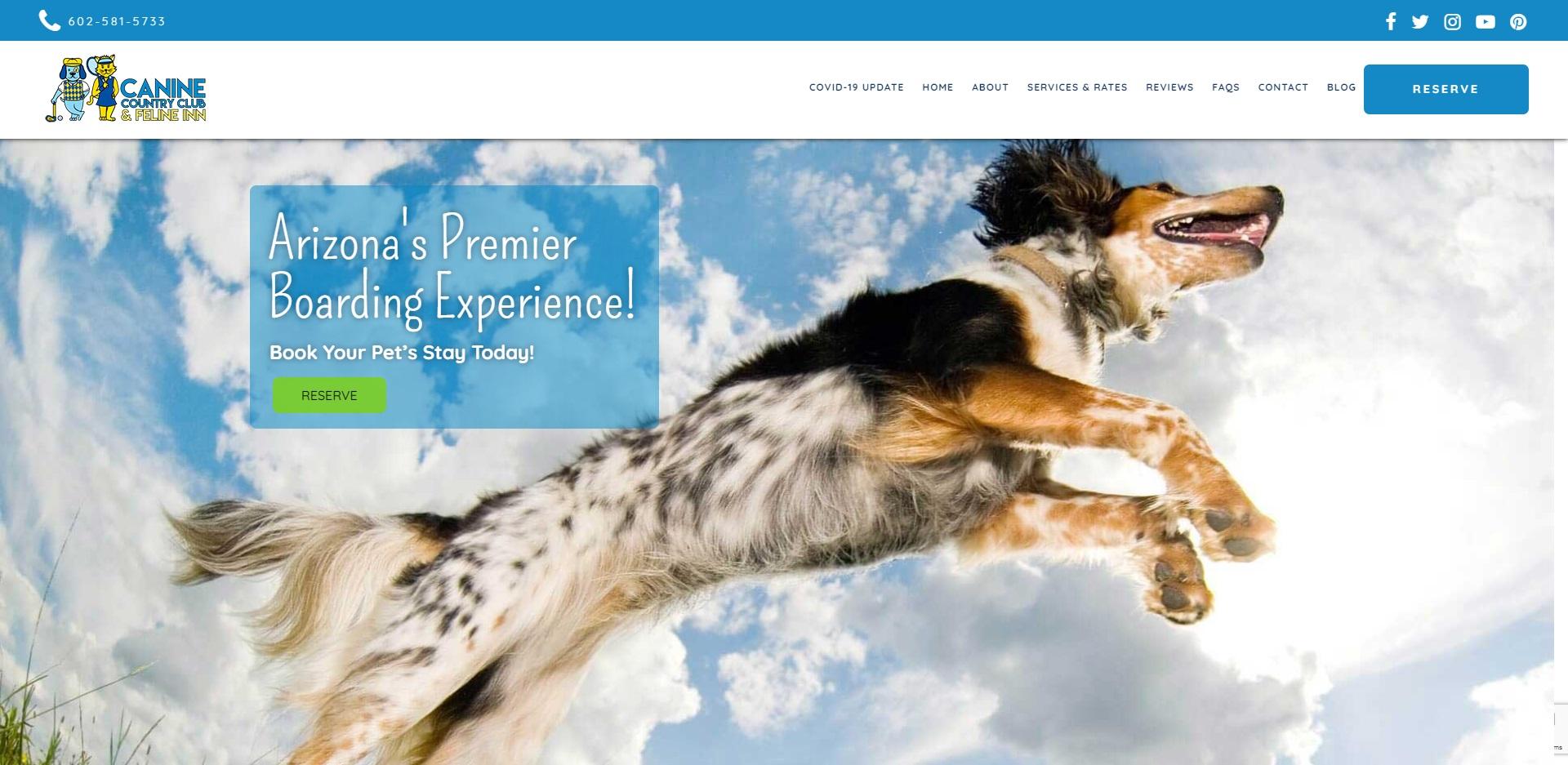 Phoenix, AZ Best Pet Care Centers