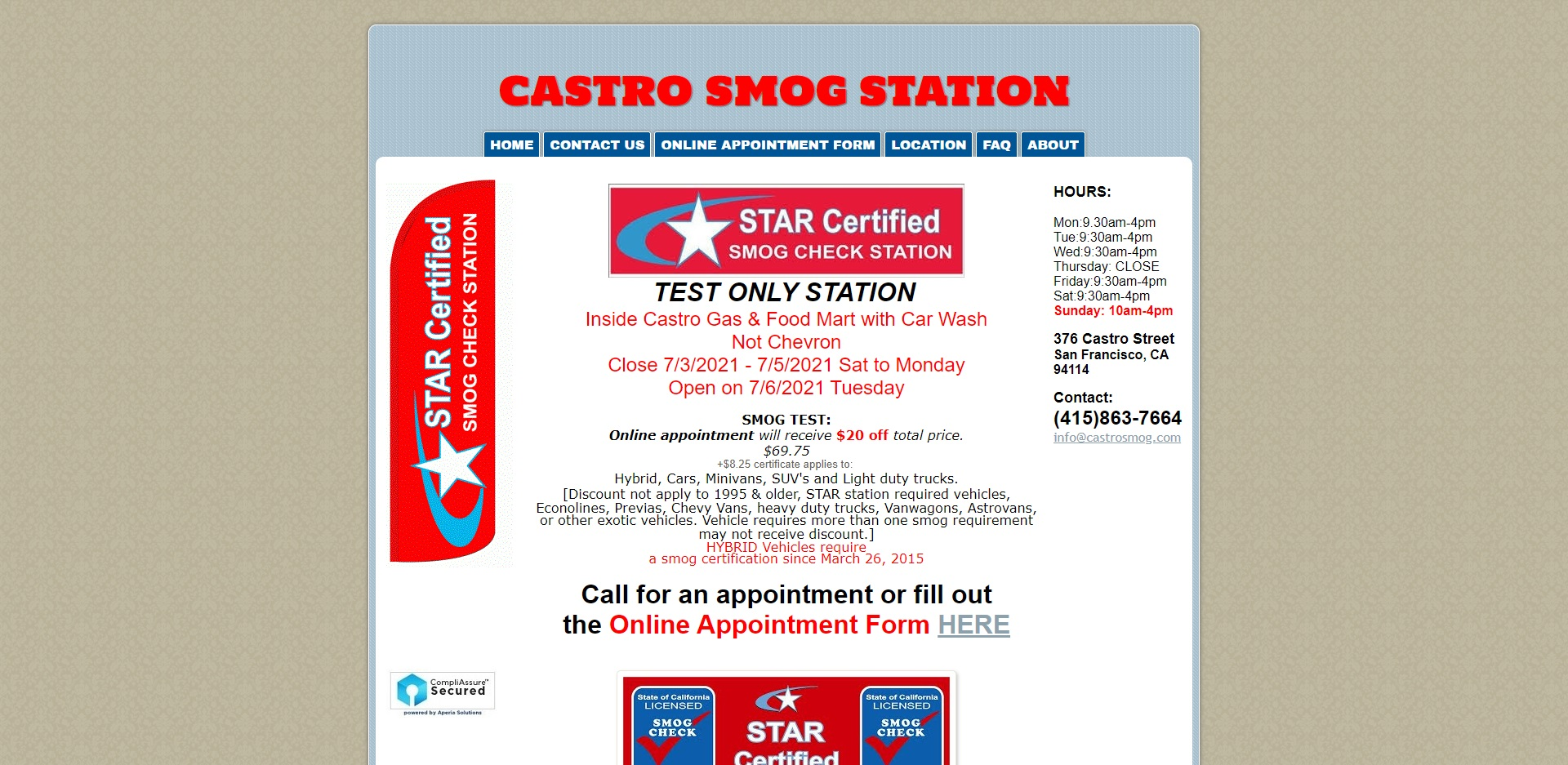 Best Petrol Stations in San Francisco, CA