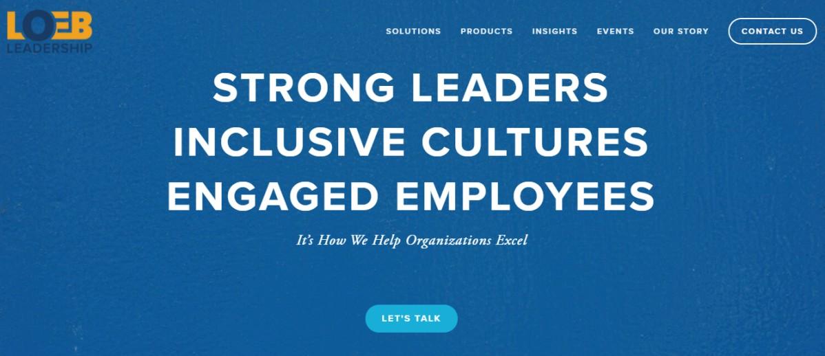 Executive coaching firm Washington DC