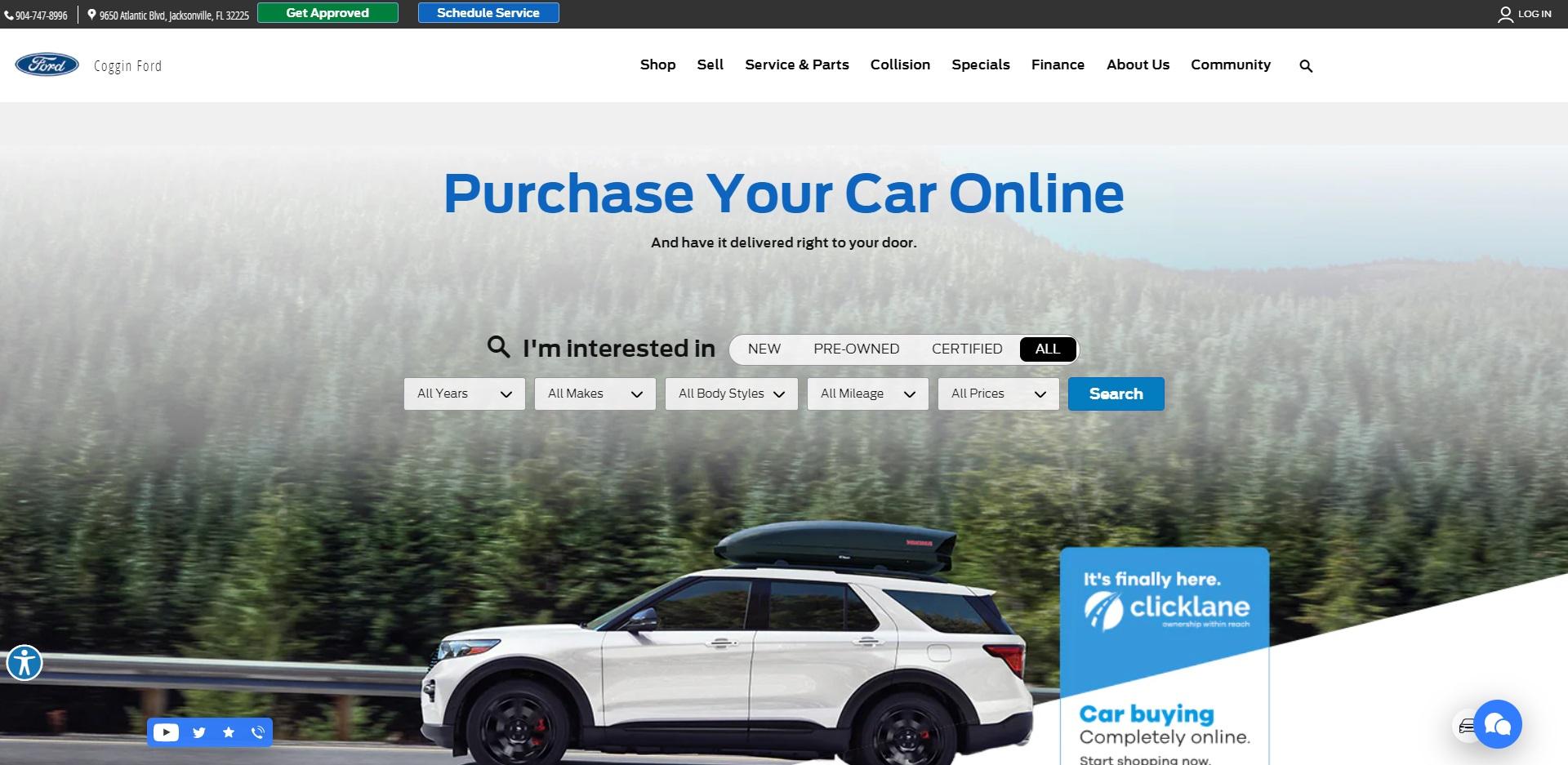 5 Best Ford Dealers in Jacksonville, FL