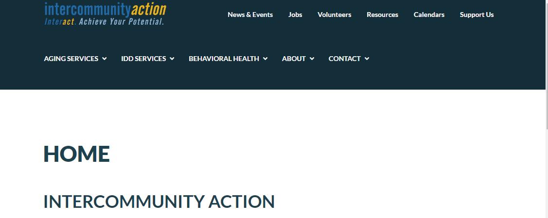 Intercommunity Action
