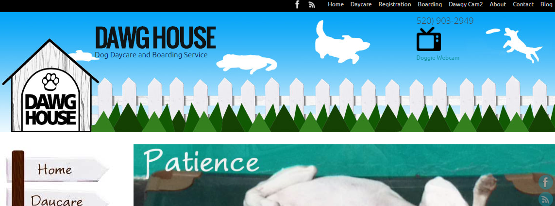 Dawg House Doggy Day Care Centers