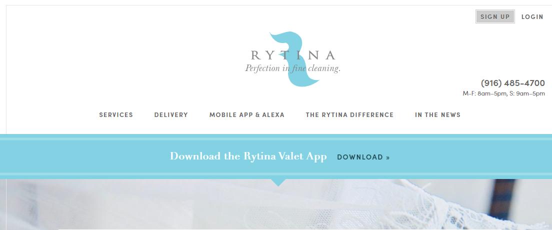 Rytina Fine Cleaners