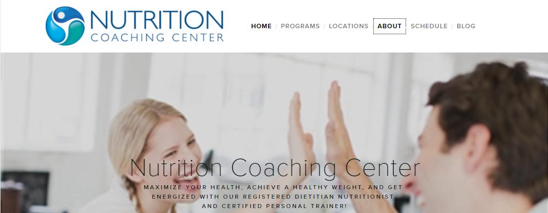 Nutrition Coaching Center